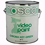 Rosco Chroma Key Green Paint (1) Gallon