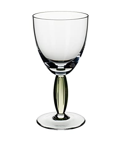 Villeroy & Boch New Cottage Red Wine Goblet, Green