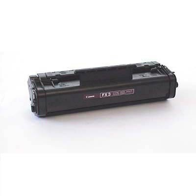 1x Original Canon Toner 1557A003 FX3 FX 3 für Canon Fax L 240 - Black -Leistung: ca. 2700 Seiten/5% - Neutrale Verpackung