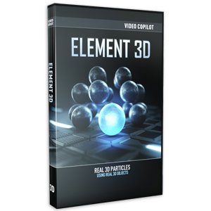Element 3D Video Copilot After Effects Plug-In