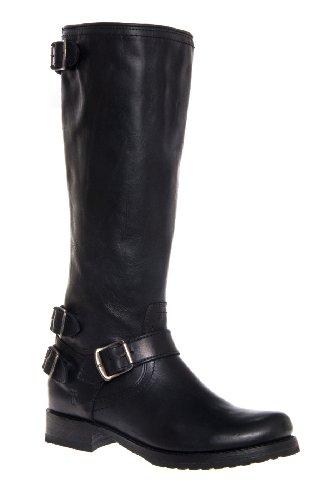 Frye Veronica Back Zip Tall Low Heel Boot