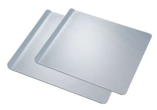 Airbake Ultra by T-Fal 2-Piece Insulated Cookie Sheet Set: Large & Medium