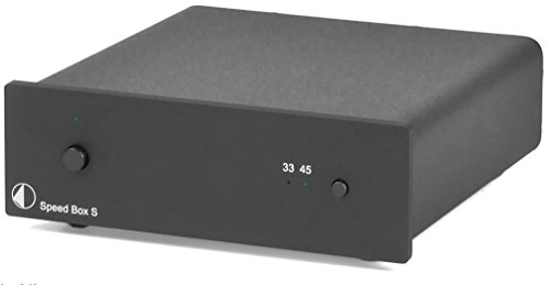 Pro-Ject Speed Box S (Black)