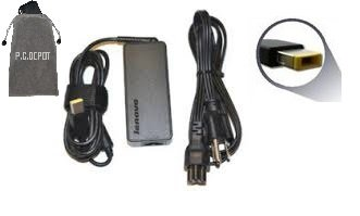 Bundle:3 Items - Adapter/Free Pc Logo Carry Bag/Power Cord::: Lenovo [Adlx65Nlc3A] 65W Adapter For Lenovo Thinkpad S1 Yoga Series Ultrabook Model Number: Lenovo Thinkpad S1 Yoga, Lenovo Thinkpad S1 Yoga 20Cd, Lenovo Thinkpad S1 Yoga 20Cd000Gus, Lenovo Thi