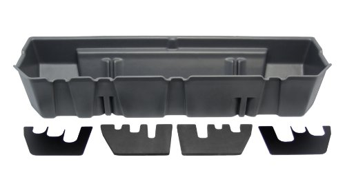 Du-Ha 50039 Honda Ridgeline Underseat Storage Console Organizer - Gray