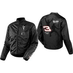 Chase Authentics Earnhardt and Elvis Leather Jacket - Dale Earnhardt 3XL
