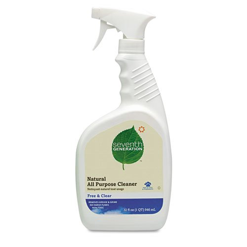 Seventh Generation, Free & Clear All-Purpose Cleaner 32 Ounces