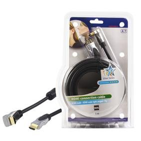 HQ 5m High Speed HDMI Cable