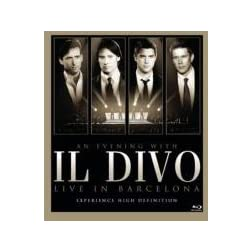 An Evening With Il Divo Live in Barcelona [Blu-ray]