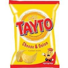 Amazon.com: Tayto Cheese & Onion Irish Crisps 2pk