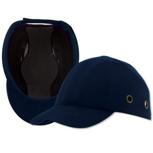 ERB 19400 Adjustable Ball Cap Bump Hard Hat, Blue (Adjustable Hard Hat Insert compare prices)
