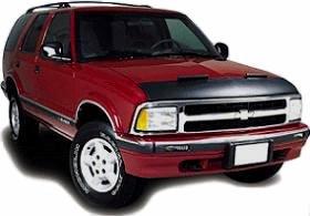 Lebra Hood Protector for 1996 - 2001 Oldsmobile Bravada
