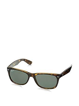 Ray-Ban Gafas de Sol Polarized 2132 _902/58 NEW WAYFARER (58 mm) Marrón Medio / Verde Oscuro