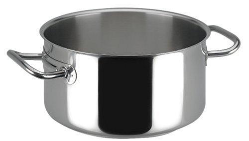 POT12 CRESTWARE Stock Pot,12 qt,Aluminum