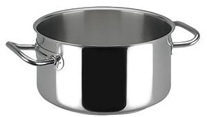 Sitram Profiserie 3.2 -quart Commercial Stainless Steel Braisier/Stewpot