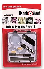 Glasses Repair Kit Maplin : EYEGLASS FRAME REPAIR PARTS. REPAIR PARTS - BULGING DISC ...