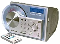 Emerson AM/FM Clock Radio with CD Player and Remote Control – CKD2330