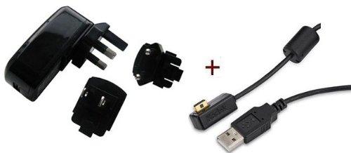 ABC Products® KODAK Camera CHARGE PACK/DEAL USB AC mains power Adapter Adaptor Wall Charger + Dock USB Cable Cord for Easyshare M873, M883, M1033, MD1063, V530, V570, V603, V610, V705, V1003, V1073, V1233, V1253, V1273 Digital Camera