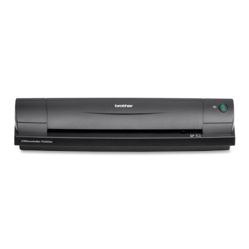 31QMPgMqzIL. SL500  Brother DS700D Compact Duplex Scanner   Retail Packaging