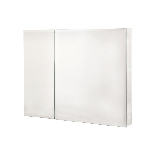 Best Deals! Pegasus SP4587 30-Inch by 36-Inch Bi-View Beveled Mirror Medicine Cabinet, Clear
