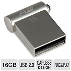 Patriot Memory Autobahn 16GB 2.0 USB Flash Drive (PSF16GLSABUSB)