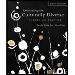 img - for Counseling the Culturally Diverse by Sue, Derald Wing, Sue, David. (Wiley,2012) [Hardcover] 6th Edition book / textbook / text book