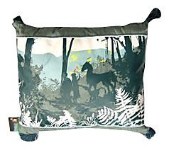 "Harry Potter Pillow ""Forbidden Forest"""
