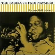 blue note 1531「The Fabulous Fats Navarro vol.1/ザ・ファビュラス・ファッツ・ナヴァロ Vol.1」 Fats Navarro/ファッツ・ナヴァロ