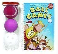 The Klutz Book of Ball Games with Other PDF