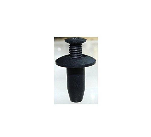 bumper-rivet-retainer-nylon-rubber-18x18mm-for-ford-taurus-sable-santoprene-w708621-s300-pack-of-20