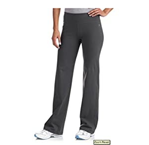 Buy Danskin Now Ladies Power Performance Compression Pants - Gray by Danskin Now