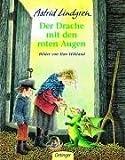 Der Drache mit den roten Augen. Bilderbücher (3789160377) by Astrid Lindgren