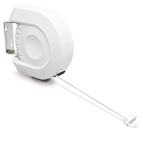 Minky corde linge r tractable 5054251500951 cuisine for Sechoir a linge exterieur retractable