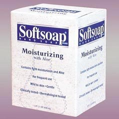 Softsoap Moisturizing Soap Refill Cartridge, 800ML, 12/Carton CPM01924