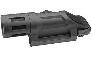 InForce WML, Multifunction Weapon Mounted Light, White LED, 200 Lumens, Black INF-WML-B-W