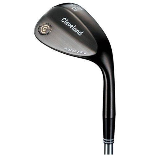 Cleveland GOLF(クリーブランドゴルフ) CG17 ブラックパール ウエッジ ダイナミックゴールド S200 60-08