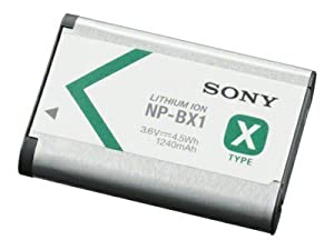 Sony High Capacity Battery NPBX1