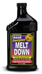 32 Oz. FPPF MeltDown Emergency Road Fuel Gell Treatment (Fppf Fuel Treatment compare prices)