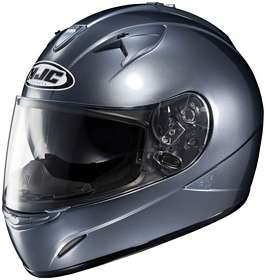 Buy Low Price HJC IS-16 ANTHRACITE MOTORCYCLE Full-Face-Helmet (0813-0117-03P)