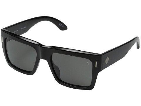 30d7cf4bd7821 UPC 648478759862 · UPC 648478759862 · UPC 648478759862. Spy Optic Unisex Bowery  Black Injected Grey Polarized Sunglasses