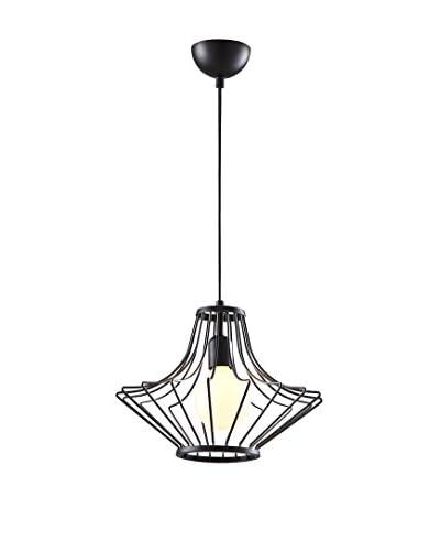 Light&Design Lámpara De Suspensión Moira Lighting Negro