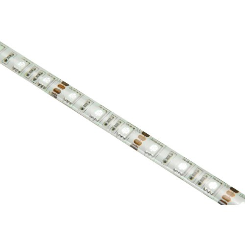 Rgb 30 Led 0.5M Tape Lighting Strip 12 Vdc Waterproof Ip65