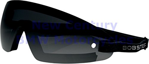 BOBSTER Wrap Goggles With Smoke Lens