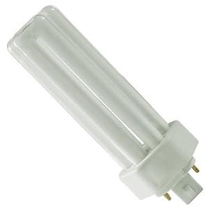 CFTR32W/GX24q/835 - NAED 20885 - 32 Watt - 4 Pin GX24q-3 Base - 3500K - CFL Light Bulb