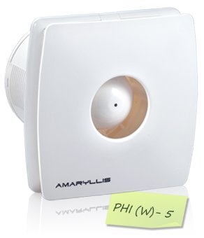 Phi(W) (5 Inch) Exhaust Fan