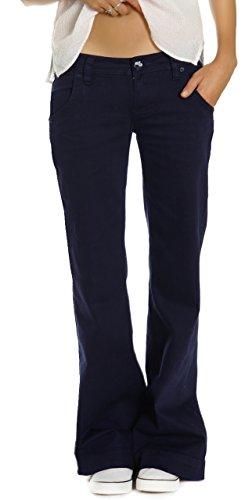 bestyledberlin damen hosen bootcut jeanshosen damen h ftjeans j52e retro vintage kleider. Black Bedroom Furniture Sets. Home Design Ideas
