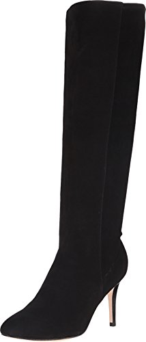 Cole Haan Women's Barnard Boot Black Suede Boot 8 B (M) (Cole Haan Dress Boots For Women compare prices)