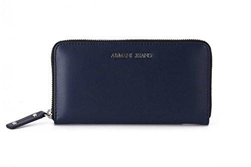 Portafoglio donna Armani Jeans C5V88 S4 BLU