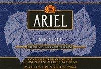 Ariel Merlot Non-alcohol 750ML