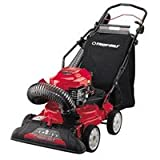 Mtd Products Inc 24' Sp Rwd Yard Vacuum 24B-070J766 Shredder Chipper& Vac